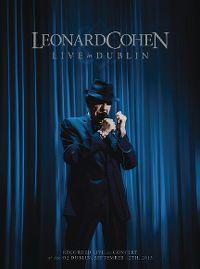 Cover Leonard Cohen - Live In Dublin [DVD]